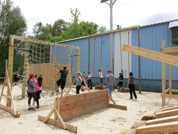 Obstacle Course Race Training Rhode Island