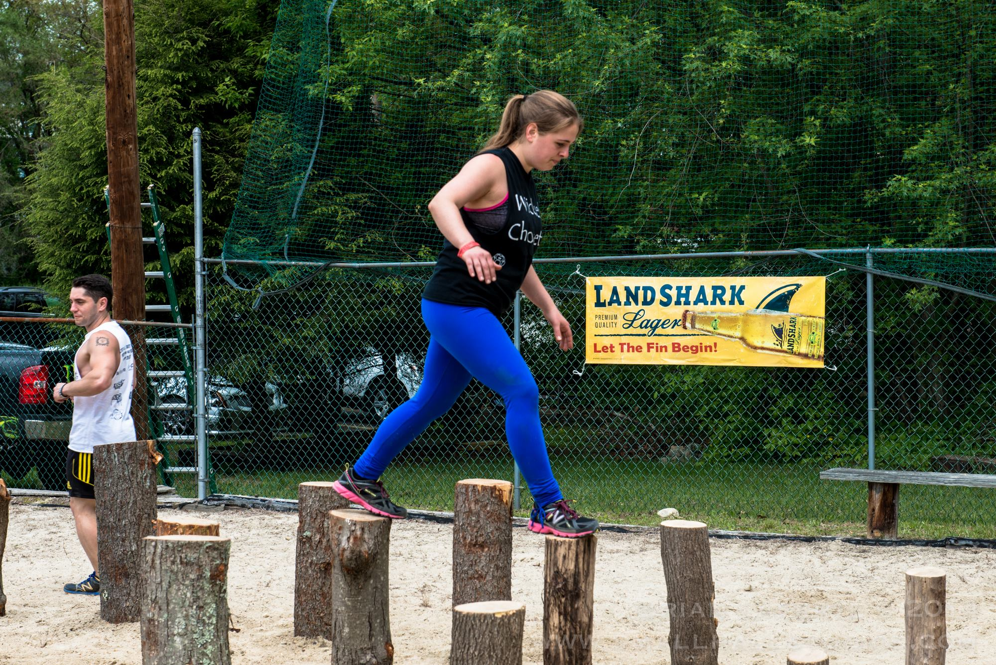 Mud Run and Obstacle Course Training