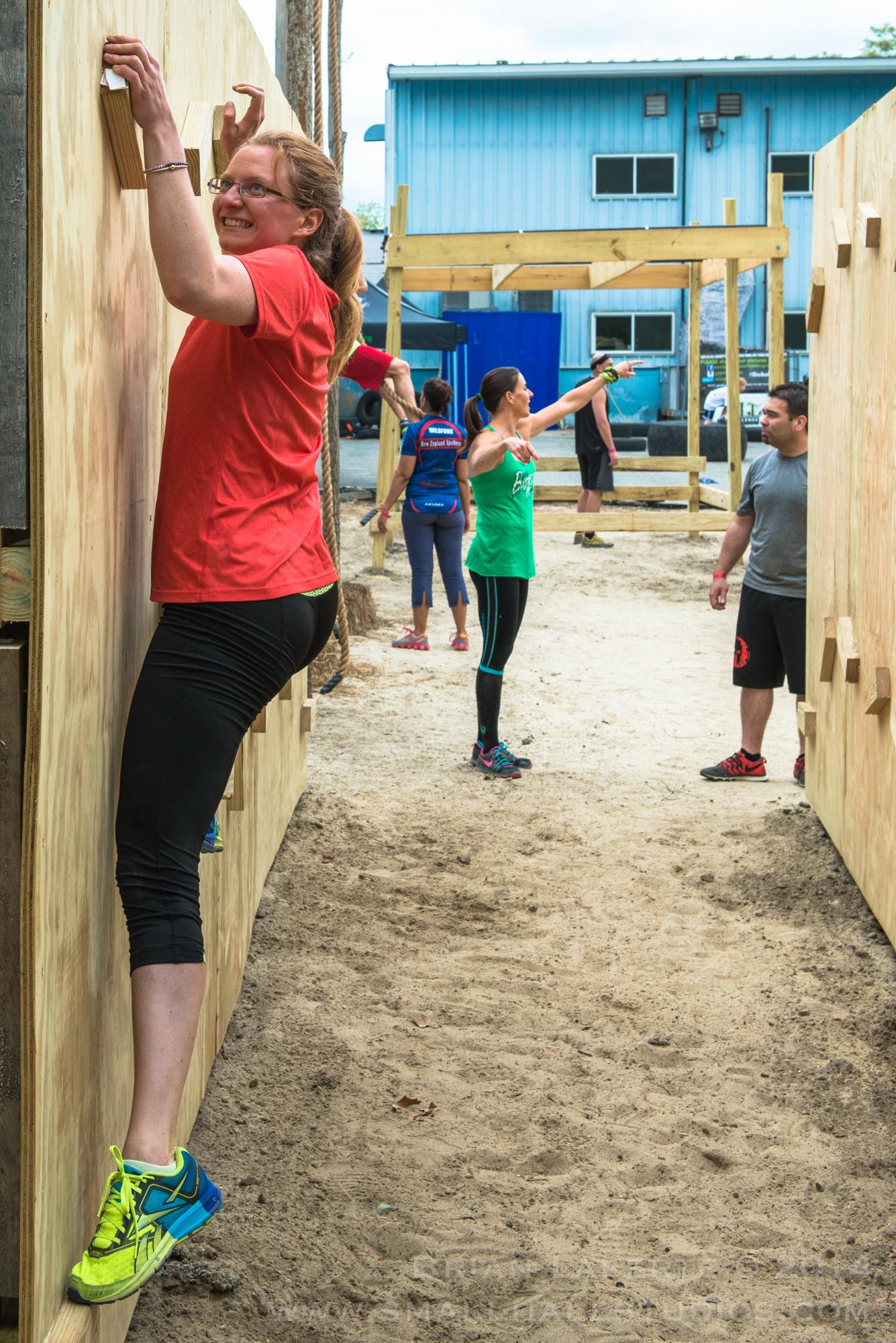 Obstacle Course Races New England