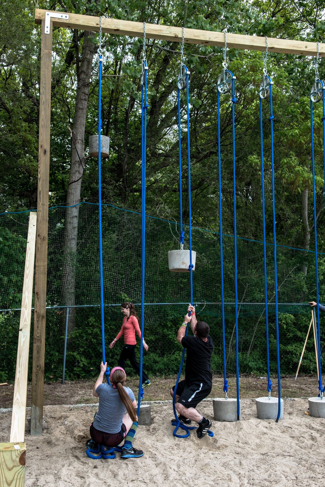 Obstacle Course Race New England