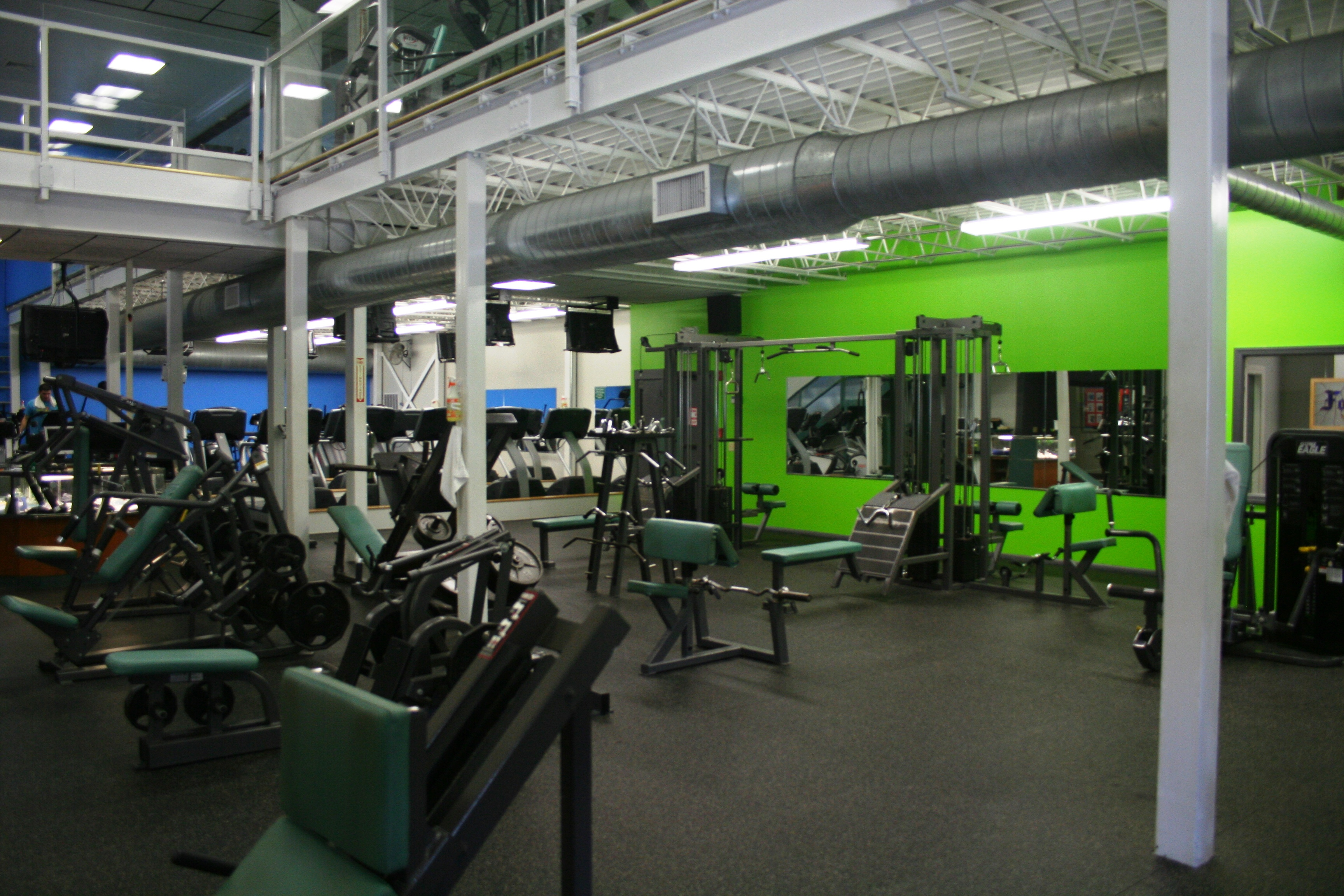 Fore Court Fitness
