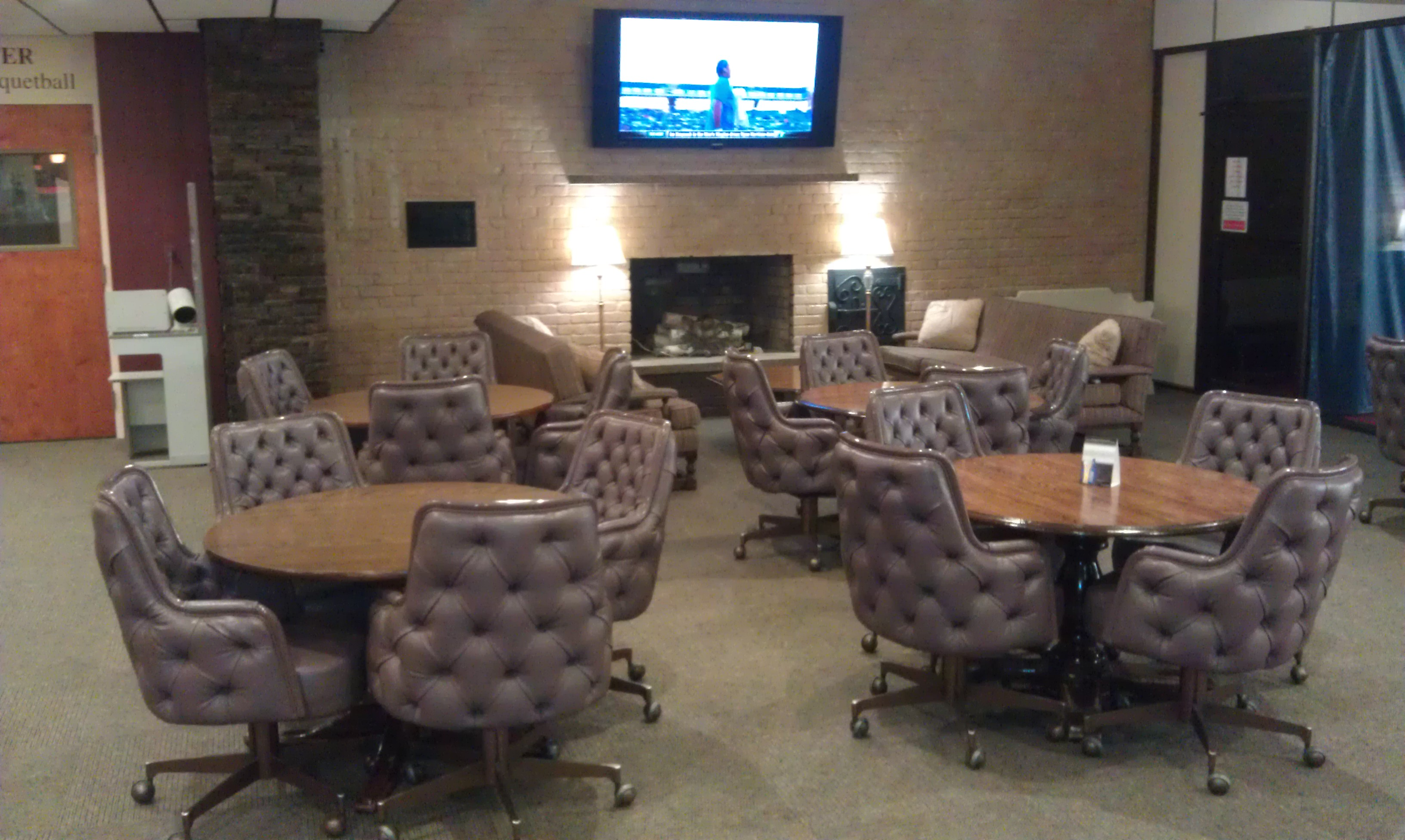 Fore Court Main Lobby